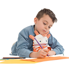 Jak pomaga Smutkozjadek PING - Napisz lub narysuj swoje zmartwienie!