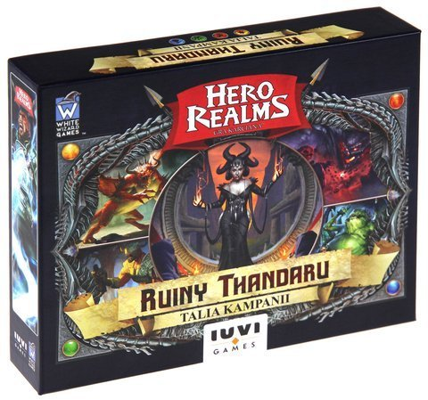 Hero Realms: Ruiny Thandaru