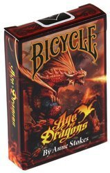 Karty Age of Dragons (Bicycle)