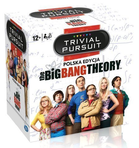 Quiz Teoria Wielkiego Podrywu (The Big Bang Theory) - Trivial Pursuit