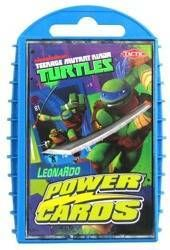 Turtles: Power Cards - Leonardo (niebieskie)