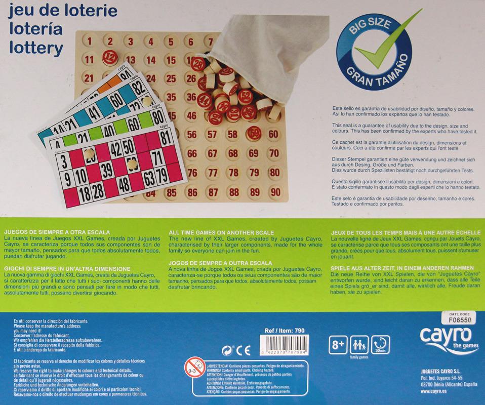 Lotto Xxl