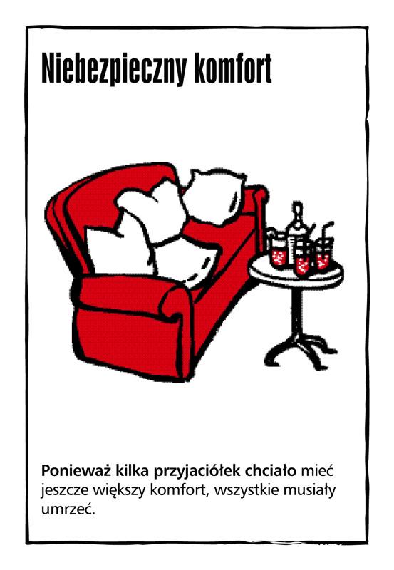 Czarne historie 8 » sklep GryPlanszowe.pl « gry karciane imprezowe - cena, opinie