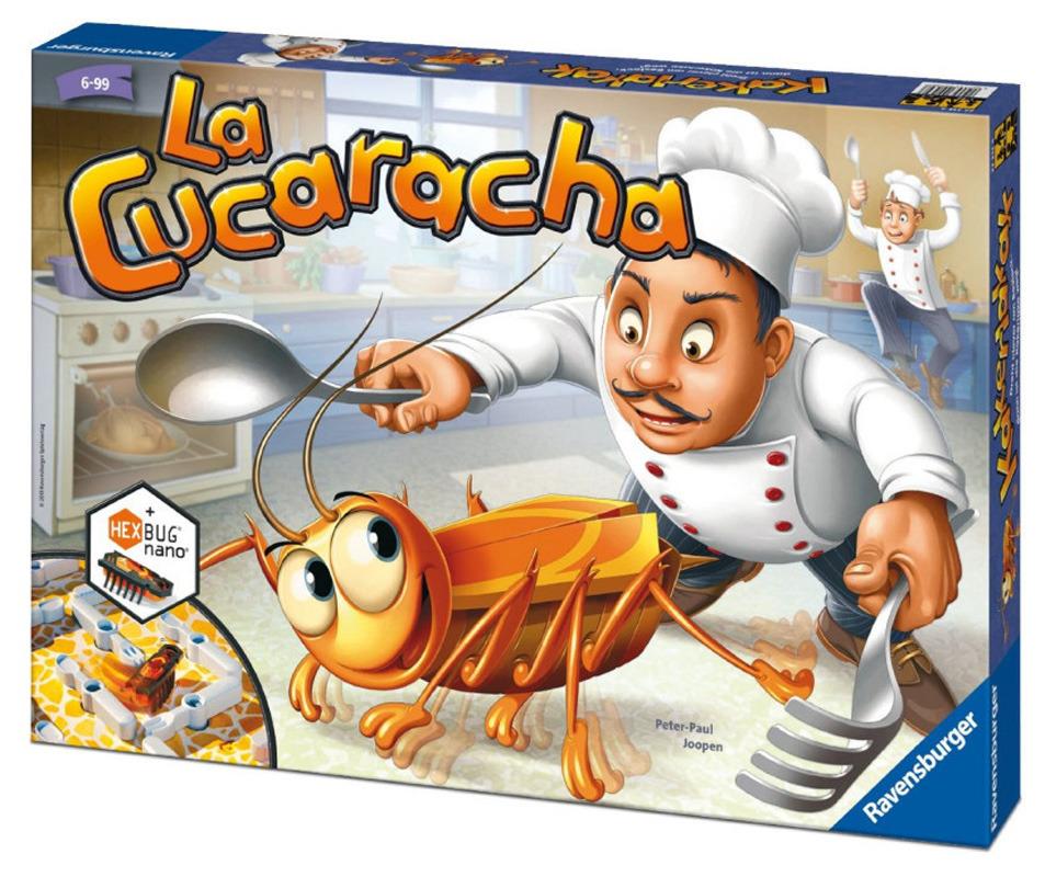La Cucaracha Sklep Gryplanszowe Pl Gry Dla Dzieci Inne Cena