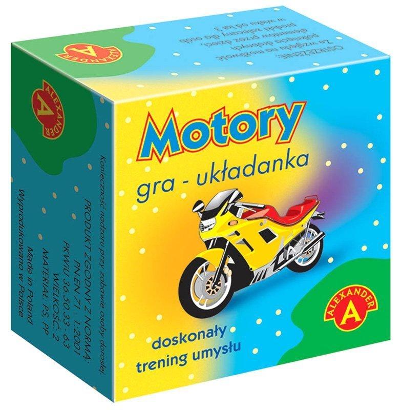 gry dla dzieci motory