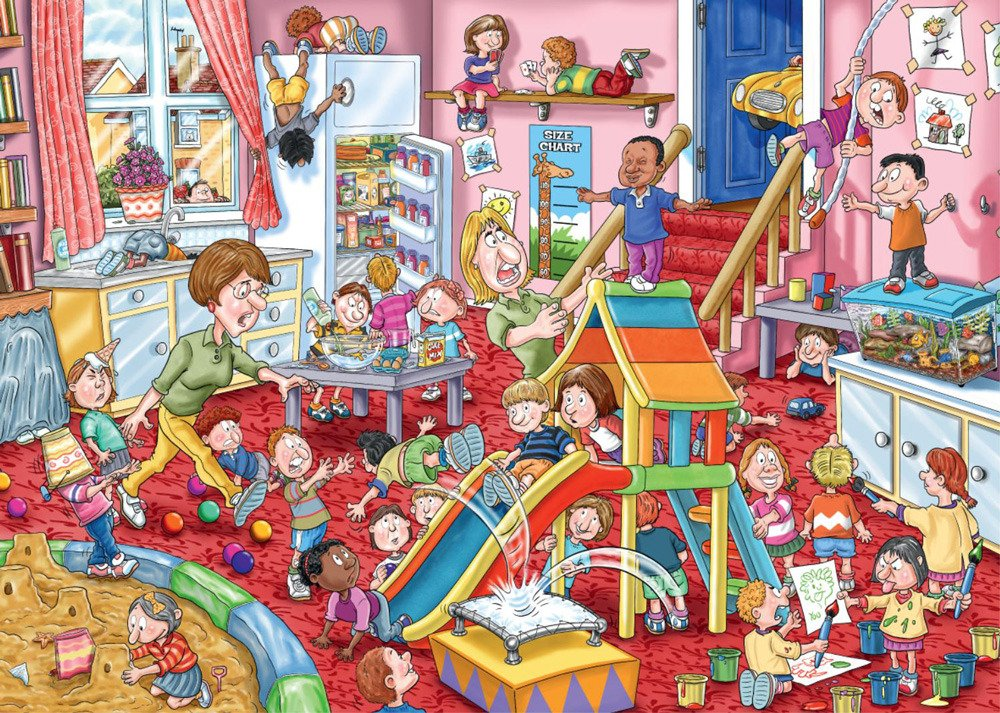 wasgij mystery 11 domowe przedszkole