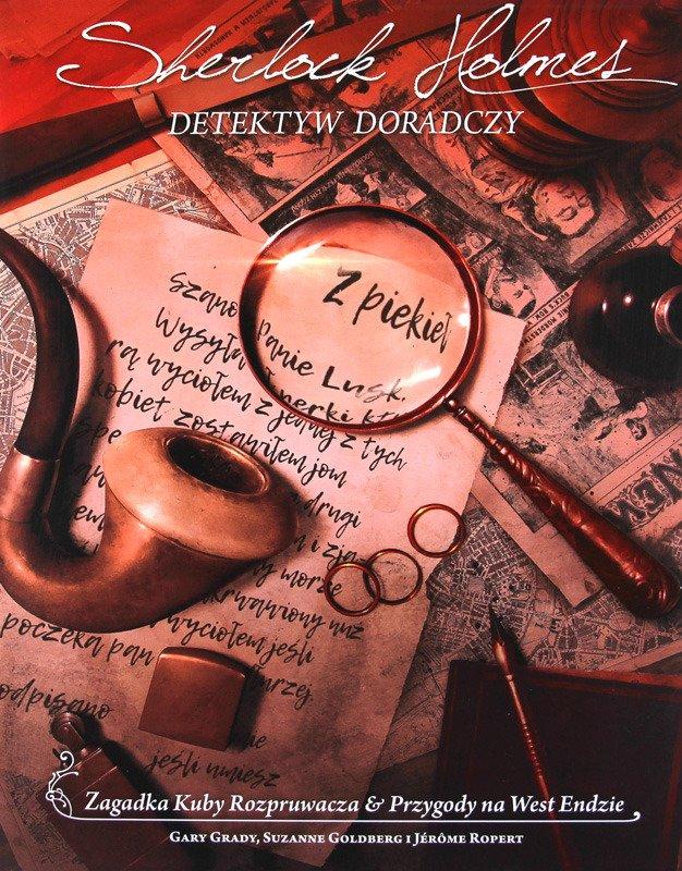 Sherlock Holmes: Detektyw doradczy (Zagadka Kuby