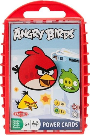 Angry Birds: Power Cards (Classic)