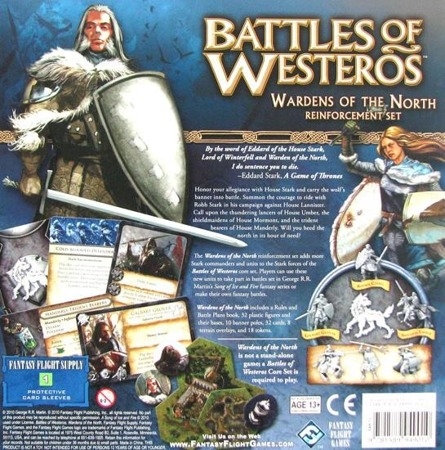 Bitwy Westeros: Wardens of the North