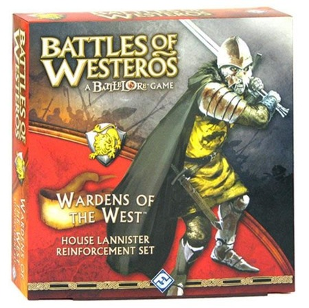 Bitwy Westeros: Wardens of the West