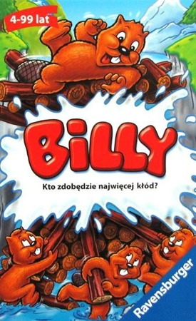 Bóbr Billy (wersja mini)