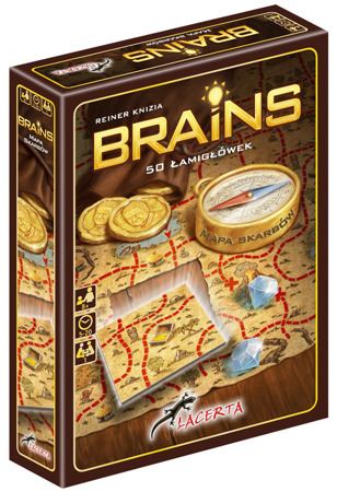 Brains: Mapa skarbów