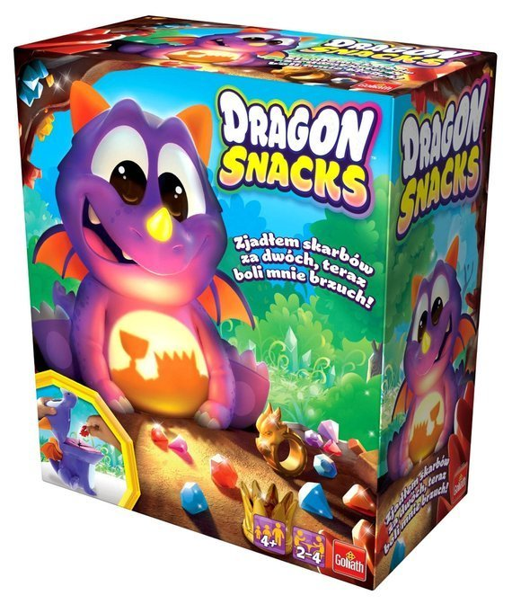 Dragon Snacks