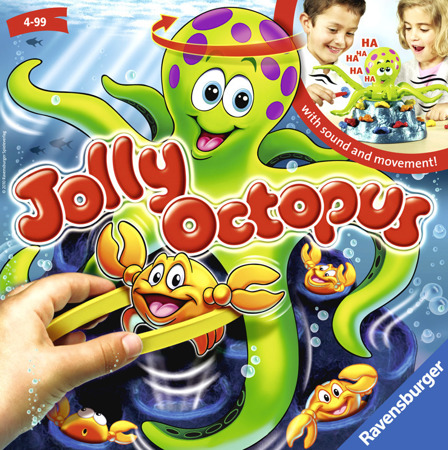 Jolly Octopus