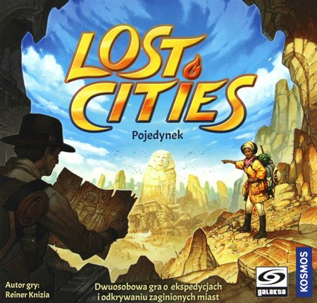 Lost Cities: Pojedynek