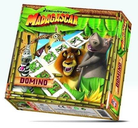 Madagaskar - Domino
