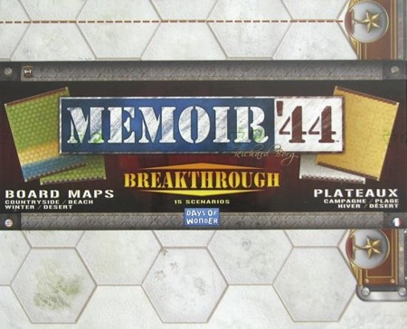 Memoir'44: Breakthrough Kit