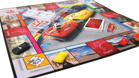Monopoly Junior (Auta 3)