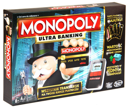 Monopoly Ultra Banking