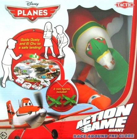 Planes: Action Game (Giant)