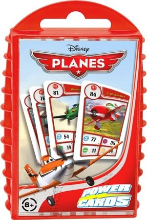 Planes: Power Cards
