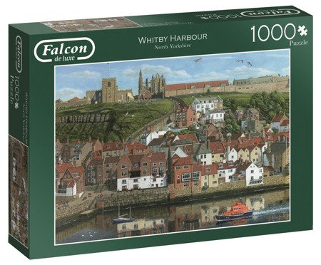 Puzzle 1000 el. FALCON Whitby / North Yorkshire