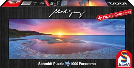 Puzzle 1000 el. MARK GRAY Dunns Creek (e. limitowana)