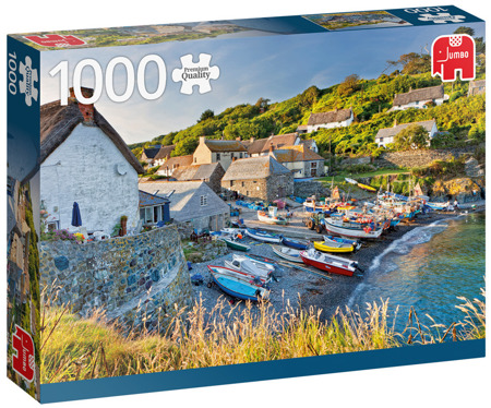 Puzzle 1000 el. PC Cadgwith / Kornwalia