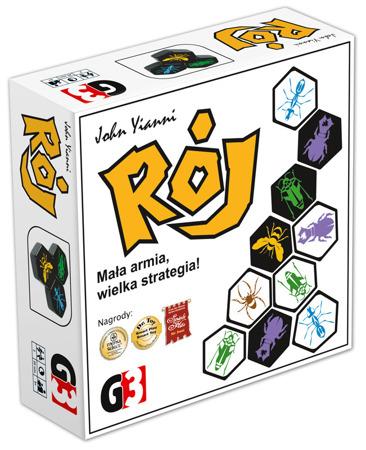 Gra Rój - pudełko