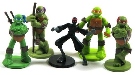 Turtles: Foot Clan Fight