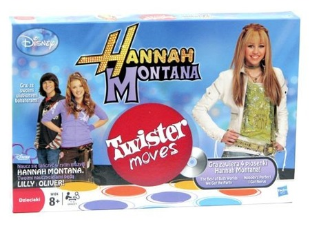 Twister Moves: Hannah Montana