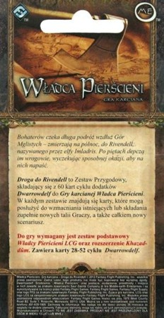 Władca Pierścieni LCG - Droga do Rivendell