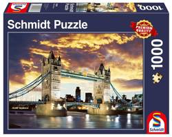 PQ Puzzle 1000 el. Tower Bridge / Londyn